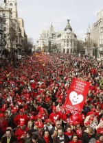 Spain Anti Abortion Rally