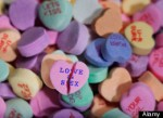 Love & Sex Candy Hearts. Image shot 2009. Exact date unknown.