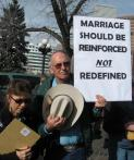 Marriage should be reinforced, not redefined
