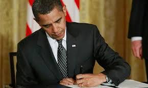 obama signing executive order