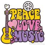 Love, peace, music