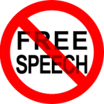 free speech no more