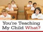 You're teaching my child what?