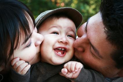 baby-boy-mom-dad
