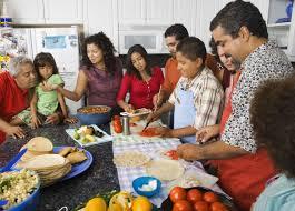 family dinner 2