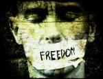 freedom-of-speech violated