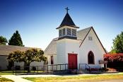 Sturbuck Community Church. Address: 113 Front St. Starbuck, Washington 99359. Taken by Steven Pavlov.